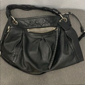 Handbags - Black coach bag